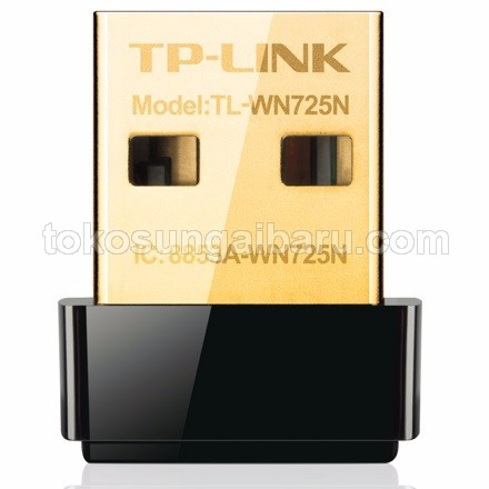 TP-LINK Wireless Nano USB Adapter N150 - TL-WN725N
