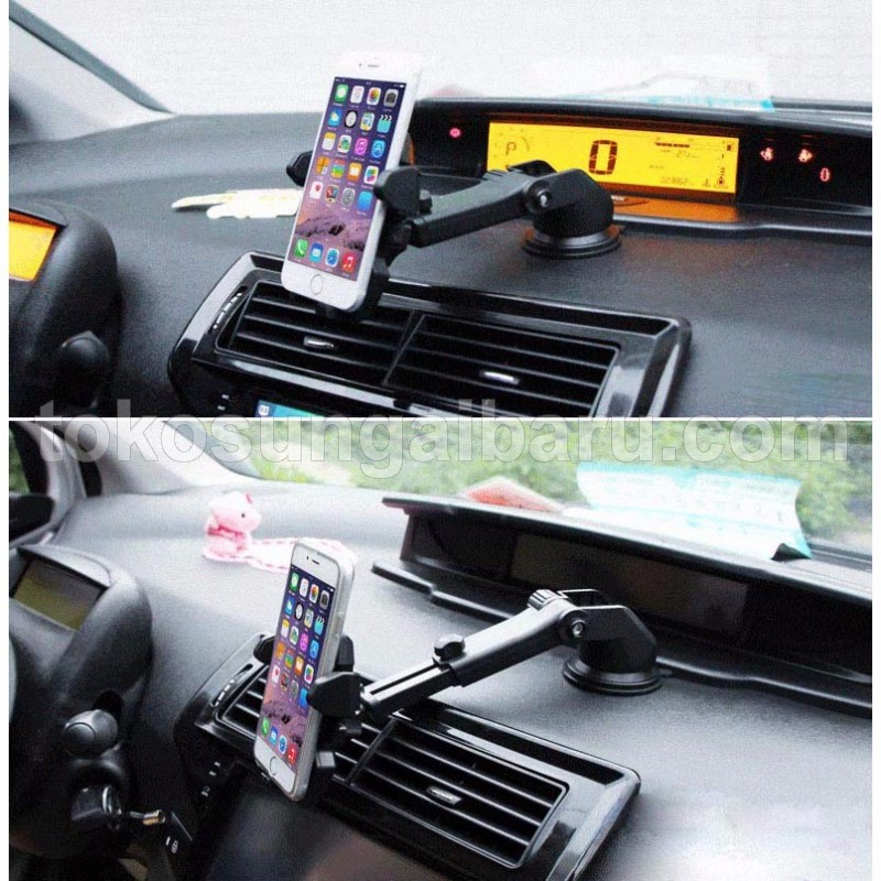 Car Holder for Smartphone with Suction Cup