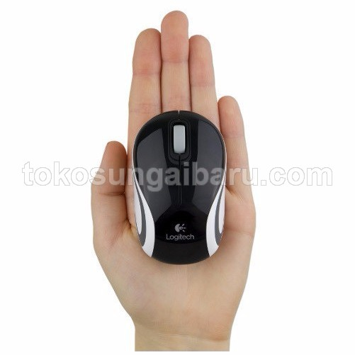 Logitech Wireless Mini Mouse - M187
