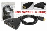 HDMI SWITCHER 1-3