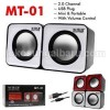 M-Tech Speaker Mini Usb Mt-01