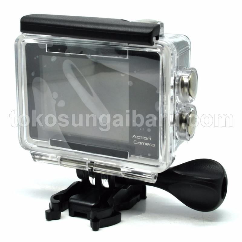 A7 Action Camera 30M Waterproof 720P Wide Angle LCD Screen