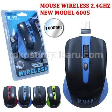 Mouse wireless M-Tech 6005