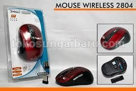 Mouse wireless M-Tech 2804