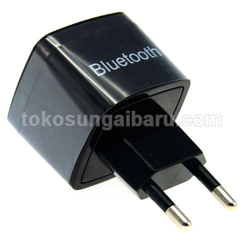 2 in 1 Bluetooth Audio Receiver with USB Charging EU Plug