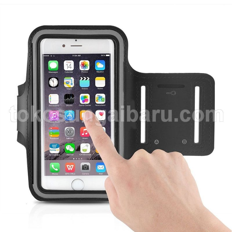 Sports Armband Case for iPhone 6 Plus / 7 Plus / 8 Plus