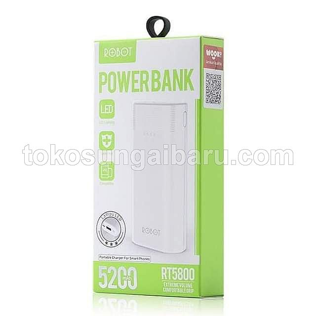 Powerbank Robot RT5800