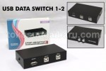 USB DATA SWITCH 1 -2