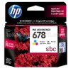 Cartridge HP 678 Color